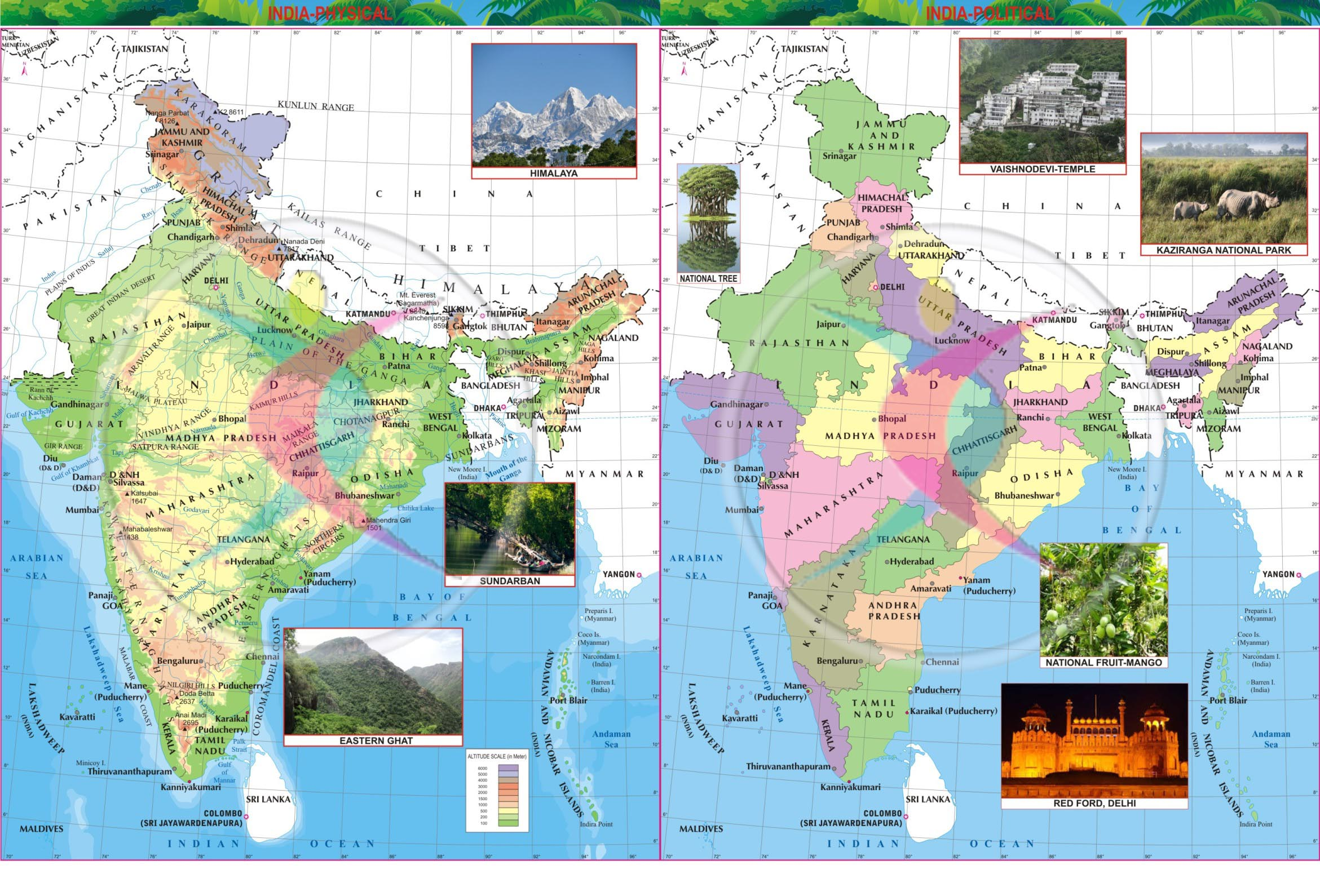 Atlas of india atlas map image01 gumiabroncs Gallery